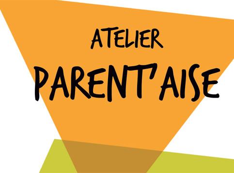atelier parent-aise petite enfance centre social AJR