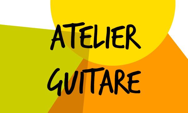 atelier guitare centre social AJR