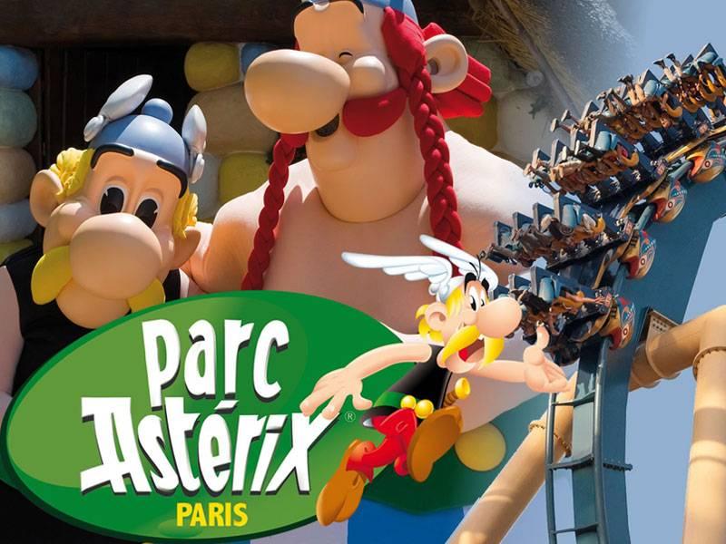 Sortie Parc Asterix AJR centre social