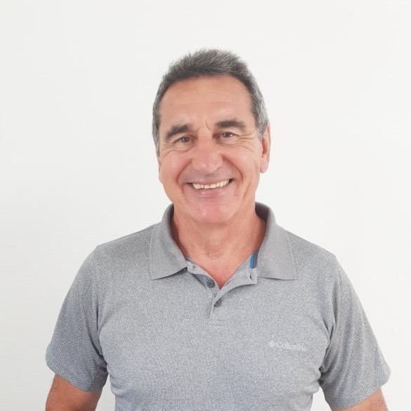 Guy Cauchard president centre social ajr 2019
