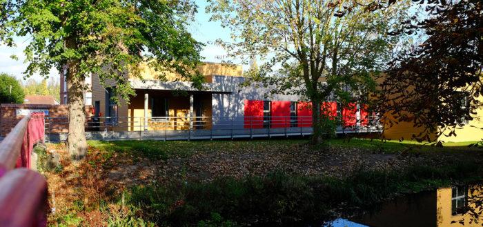 Centre social AJR à Noyelles-sur-Escaut