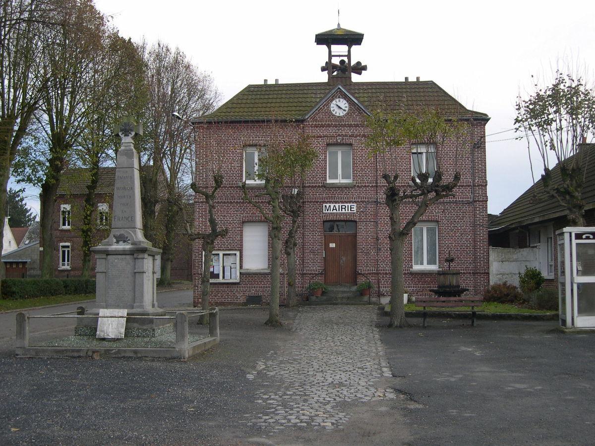 La commune de Wambaix adhérente du centre social AJR