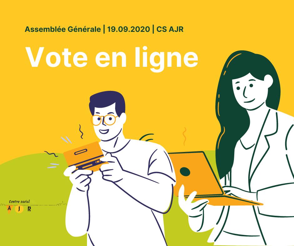 AG Vote en ligne