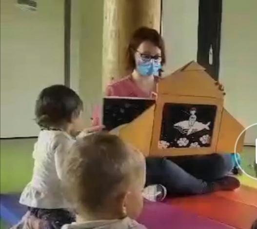 lecture semaine petite enfance