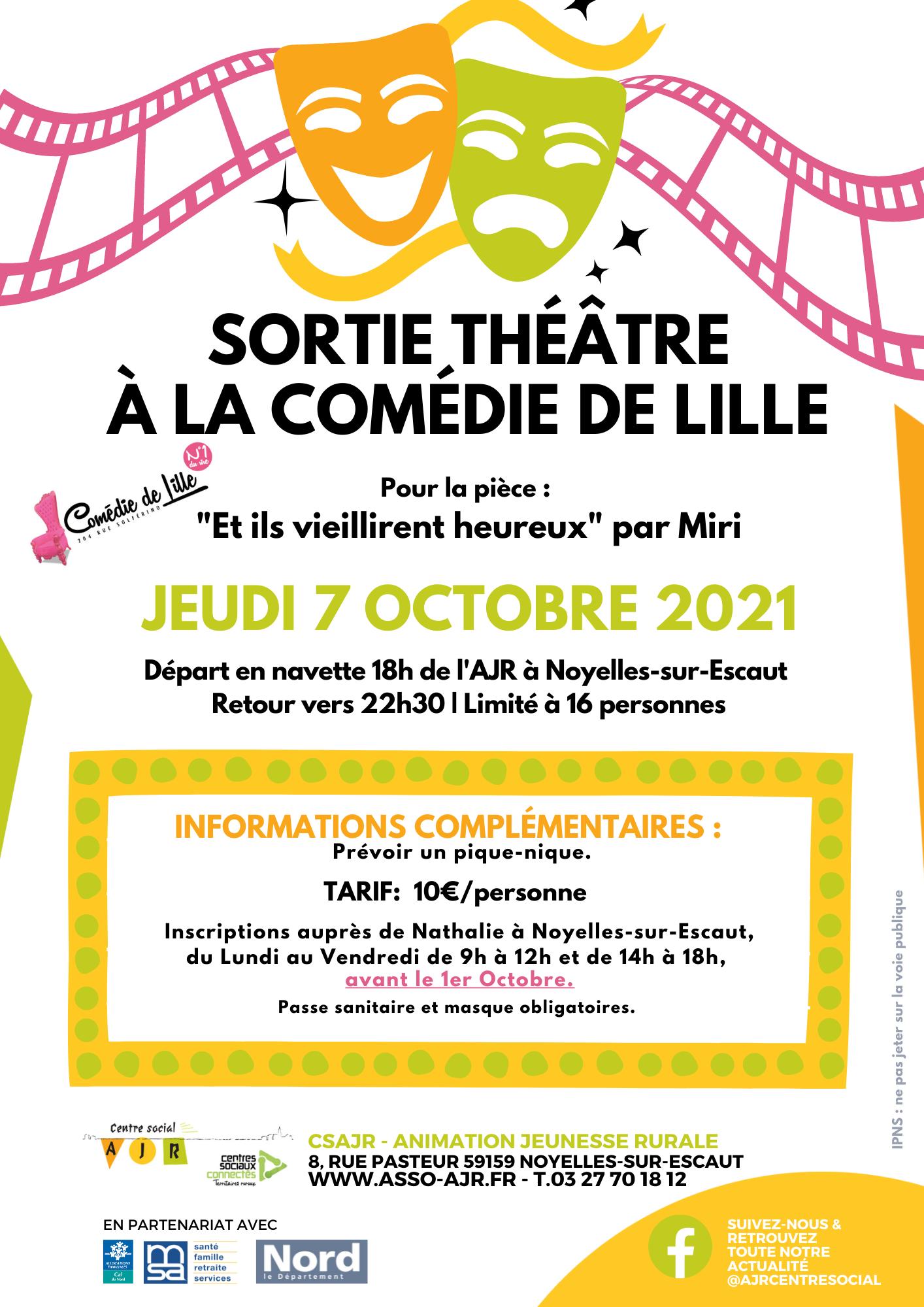Sortie théâtre Lille 7 octobre 2021 (1)